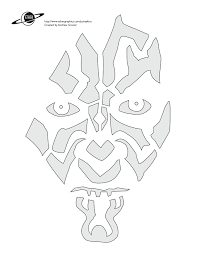 Stormtrooper Stencil Halloween by Darth Mal Star Wars Pumpkin Carving Stencil Halloween U003c3 Fall