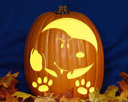 Snoopy Halloween Pumpkin Carving by Personalized Custom Carved Foam Pumpkin Name In The Pumpkins