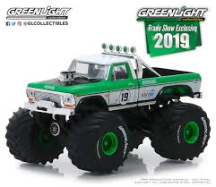 100 Ford Monster Truck 164 1974 F250 19 GreenLight Racing Team