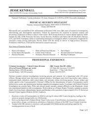 Government Job Resume Format Elegant For Lovely Federal Samples