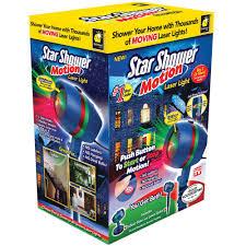 as seen on tv star shower magic motion lunar light 1 count rite aid