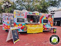 100 Orlando Food Truck Noches Colombianas Trailer Pointe Cool S
