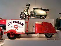 Model 59 Ice Cream Chassis Eind Jaren Veertig