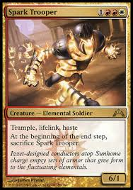 magic the gathering retro review boros rally and rout event deck