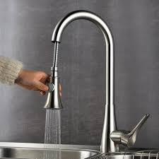 Unlacquered Brass Wall Mount Kitchen Faucet by 100 Wall Mount Kitchen Faucets With Sprayer Sink U0026