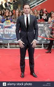 Sebastian Stan Attends The European Premiere Of Captain America Civil War At Westfield Shopping Centre