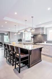 mini pendant lights kitchen transitional with beige cabinets beige