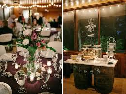 Rustic Wedding Flower Centerpiece And Pie Bar Brandy Angel Photography Floral Centerpieces