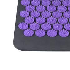 tapis d accupression de lotus mastermat santé bien consomacteurs