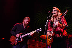 Tedeschi Trucks Band Wow Fans At Orpheum Theater | Beneath A Desert Sky Derek Trucks Is Coent With Being Oz In The Tedeschi Band Ink 19 Tiny Desk Concert Npr Susan Keep It Family Sfgate On His First Guitar Live Rituals And Lessons Learned Wood Brothers Hot Tuna Make Wheels Of Soul Music Should Be About Lifting People Up Stirring At Beacon Theatre Zealnyc For Guitarist Band Brings Its Blues Crew To Paso Robles Arts The Master Soloing Happy Man Tedeschi Trucks Band Together After Marriage Youtube