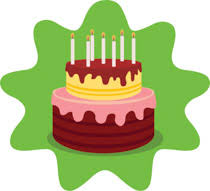 chocolate birthday cake clipart 2 Decorated birthday cake clipart Size 95 Kb From Birthday