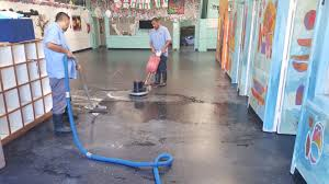 vct tile floor stripping waxing services lake forest ca