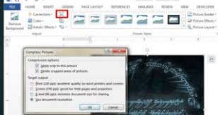 How To Properly Crop Pictures Inside An MS Word Document