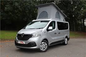 Renault Trafic Camper Conversion Now Available