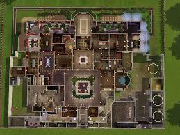 100 Modern Home Floorplans Sims 3 Luxury Sims 3 Family House Floor Plan