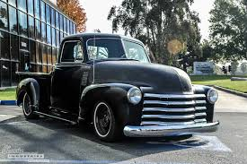 100 1952 Chevy Panel Truck A Work In Progress