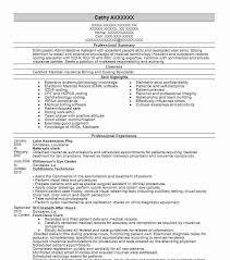 Health Information Management Specialist Resume Example Ochsner