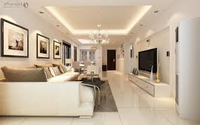 100 Simple Living Homes False Ceiling Designs For Room Home Combo