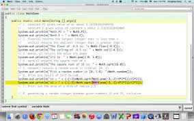 Math Ceil Floor Java by How To Write Math Expressions In Java Youtube