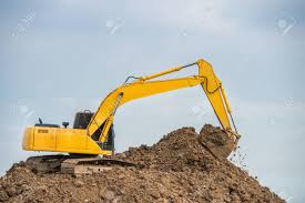 100 Truck Loader Industrial Excavator Working Stock Photo Picture And