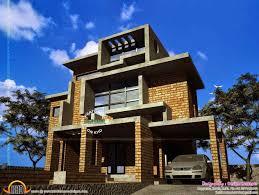 100 Contemporary Small House Design Modern House With Bricks Design Face Brick House