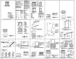 12x12 Storage Shed Plans Free by Plans For An 8x10 Shed Here