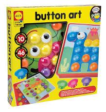 Toddler Art Desk Toys R Us by Amazon Com Alex Toys Little Hands Button Art Toys U0026 Games