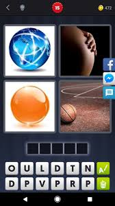 Answers 4 Pics 1 Word 4 Letters Choice Image Letter Format Examples