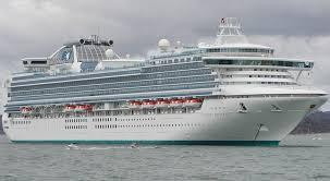 Ruby Princess Baja Deck Plan by Sapphire Princess Deck Plan Cruisemapper