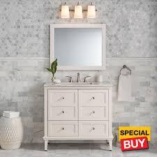 Home Depot Bathroom Vanity Sink Tops by Great Shop Bathroom Vanities Vanity Cabinets At The Home Depot