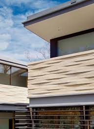 100 Austin Cladding Tapered Lueders Limestone Cladding Was Used To Create A