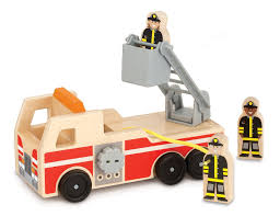 Amazon.com: Melissa & Doug Wooden Fire Truck With 3 Firefighter Play ... Melissa And Doug Shop Tagged Vehicles Little Funky Monkey Dickie Toys Garbage Truck Remote Control Toy Wworking Crane Action Series 16 Inch Gifts For Kids Amazoncom Stacking Cstruction Wooden Tonka Mighty Motorised Online Australia Melisaa Airplane Free Shipping On Orders Over 45 And Wood Recycling Mullwagen Unboxing Bruder Man Rear Loading Green Bens Catchcomau