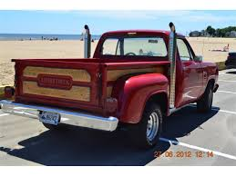 100 Redding Truck And Auto 1979 Dodge Little Red Express For Sale ClassicCarscom CC676254