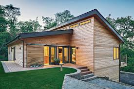 Prefabricated Homes Come In All Sizes And Styles Such As This Rustic Version Portola