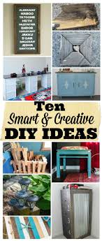 10 Super Smart and Creative DIY Projects