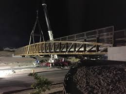 100 Bow String Truss 200 Parker CO Excel Bridge Manufacturing