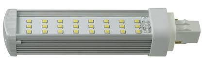 led light bulb cfl style 2 pin gx23 2 base only 5 watts 7