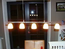 edelstahl esszimmer designer leuchte dimmbar mit höhenverstellung