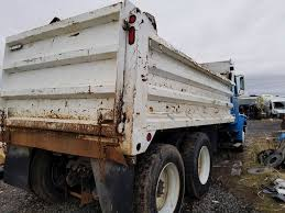 100 Used Dump Truck Bodies 1991 Good Bed Has Some Surface Rust For Sale Ucon