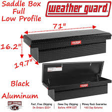300106-53-01 Weather Guard Defender Black Aluminum Low Profile 71 ... 1215201 Boxes Weather Guard Us Shop Weather Guard 36in X 19in Black Steel Universal Truck Tool Cap World Project Frankenstein 27 Box Youtube Cross And Saddle Installation New Car Models 2019 20 Trucks Accsories Modification 3 Used Weather Guard Truck Tool Boxes Item C2081 Sold 3004901 From 5399 Nextag Used For Sale All About Cars Storage Listitdallas 126302