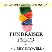Audiobook Image Fundraiser Fiasco Crazy Daisy Cupcake