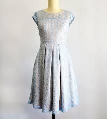 gossamer lace overlay dress powder blue women u0027s clothing