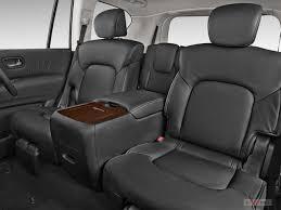 Luxury Suv With Second Row Captain Chairs by 2017 Infiniti Qx80 Interior U S News U0026 World Report