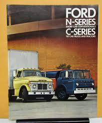 1969 Ford Trucks N C Series 500 550 600 700 750 850 950 Sales ...