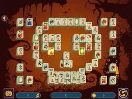 Halloween Brain Teasers by Halloween Night 2 Mahjong Game Free Download
