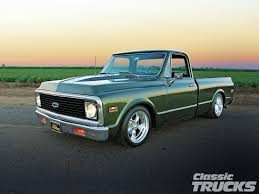 1972 Chevrolet C10 Looks Like My 1st Vehicle!! | Old Timey Cars ...