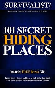 101 Secret Hiding Places