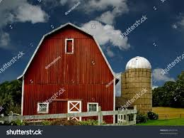 Vintage Red Barn Silo White Fence Stock Photo 64550176 - Shutterstock Red Barn With Silo In Midwest Stock Photo Image 50671074 Symbol Vector 578359093 Shutterstock Barn And Silo Interactimages 147460231 Cows In Front Of A Red On Farm North Arcadia Mountain Glen Farm Journal Repurpose Our Cute Free Clip Art Series Bustleburg Studios Click Gallery Us National Park Service Toys Stuff Marx Wisconsin Kenosha County With White Trim Stone Foundation Vintage White Fence 64550176