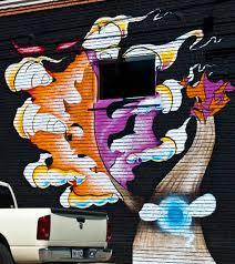 Deep Ellum Dallas Murals by Mural Bill Chance Page 3