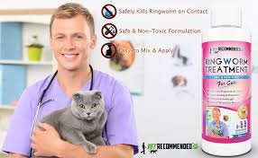 Antifungal Spray For Carpet by Amazon Com Vet Recommended Ringworm Treatment For Cats